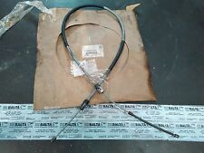 52003256 - Parking Brake Cable Rear 87-89 Jeep Cherokee