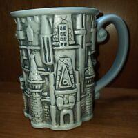 Disney Parks Authentic Original Cinderella 3D Castle Sculpted Mug Cup