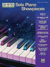 10 FOR 10 SHEET MUSIC CLASSICAL PIANO FAVORITES (PAPERBACK) NEW