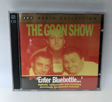 THE GOON SHOW | ENTER BLUEBOTTLE | 2CD | BBC RADIO COLLECTION | VGC