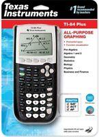 Texas Instruments TI-84 Plus All-Purpose Graphing Calculator