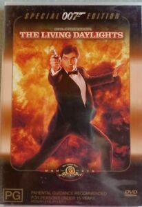 The Living Daylights (DVD, 2001) VGC comes with Booklet