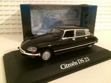 VOITURE PRESIDENTIELLE CITROEN DS 23 VALERY GISCARD D'ESTAING NOREV 1/43 EME