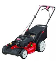 ON SALE Troy-Bilt TB220 159cc 21-Inch FWD High Wheel Self-Propelled Lawn Mower