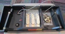 NSM Fire Country Wand Box Top Cab. Lampe, Licht Vorschaltgerät Montage & Lautsprecher, Pappe