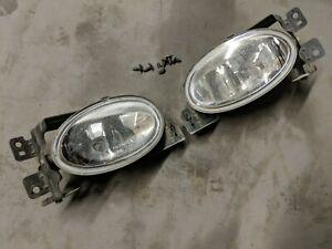 OEM 06-08 Acura TSX Fog Light Set Left Right 33951-SEC-A01 33901-SEC-A01 CL9