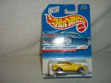 hotwheels 98 first editions MERCEDES SLK  #11 of 40 cars
