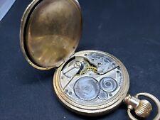 Case Pocket Watch Elgin 16s Hunter
