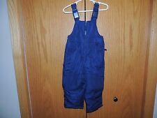Boys Blue Circo Snow Pants Size 12 Months