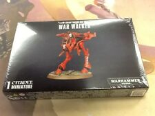 40K Warhammer Eldar War Walker NIB Sealed