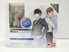 Bandai S.H. Figuarts - Body-kun Takarai Rihito Figure DX SET Gray Japan E24