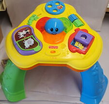 Fisher-Price Light & Sound Activity Table Everything Baby Discontinued Working