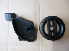 Nilfisk Pressure Washer C110.4 Right Hand Wheel and Assembly *** BRAND NEW ***