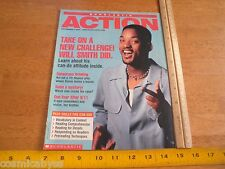7th Heaven play Will Smith Scholastic Action Schools only Magazine 2002