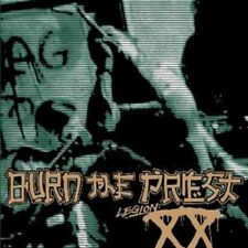 Burn the Priest - Legion:XX- New Ltd CD Album