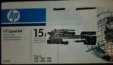 HP C7115A 15A Genuine NEW Toner Cartridge SEALED BOX