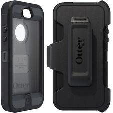 Étuis, housses et coques noires simples OTTERBOX pour téléphone mobile et assistant personnel (PDA)