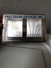 Precision Devices Inc Calibration Reference Standard Gauge 189 Aa 1195 Aa