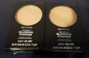 Revlon PhotoReady Blurring Powder ~ Choose Your Shade