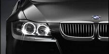 ►2X BMW 3ER E90,E91 ANGEL EYES Standlicht POWER LED WIESS mit Scheinwerfer