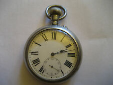 BILLODES big size SWISS pocket watch pre ZENITH