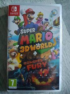 Jeu Switch Super Mario 3D World