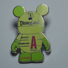 DISNEY PIN VINYLMATION Disneyland A Ticket Book Coupon LE 1955 55th Anniversary
