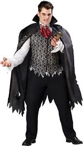 Vampire B. Slayed 2B Adult Plus Mens Costume XXL XXXL Halloween