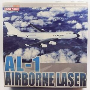 Dragon Wings 55476 USAF Boeing 747-4G4F Airborne Laser 1/400 Scale Diecast Model