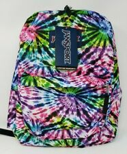 Jansport Superbreak Tie Dye Swirls Backpack JS00T15W3G2