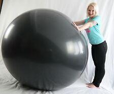 """1 x 72"""" CATTEX Riesen-Luftballon SCHWARZ / BLACK *Ø 180CM*CLIMB IN*KÜNSTLER*"""