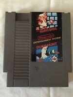 Super Mario Bros Duck Hunt (Nintendo NES, 1985) Pre-owned Cartridge Only