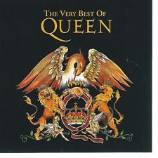 DOUBLE / 2 CD set - THE VERY BEST OF QUEEN - MEGA RARE CANADA ISSUE