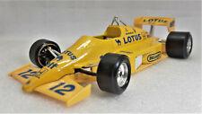 1:24 Bburago Lotus 97 T  #12 Formula 1 Car Model Lotus - HONDA team