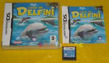 L'ISOLA DEI DELFINI Nintendo Ds Versione Ufficiale Italiana »»»»» COMPLETO