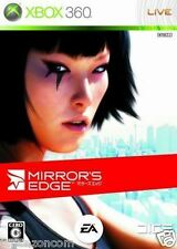 Used Xbox 360 Mirror's Edge MICROSOFT JAPAN JP JAPANESE JAPONAIS IMPORT