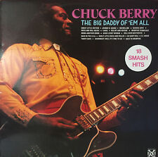 CHUCK BERRY The Big Daddy Of Them All LP. RARE
