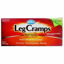 Hyland's Leg Cramps Ointment 2.5 oz SEALED new in box FREE SHIP MAKE OFFER #D20