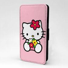 Para Teléfono Móvil Funda Libro Hello Kitty - T1465