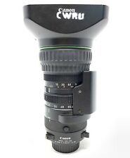 Canon Manual Video Lens 16x Zoom XL 5.4-86.4mm 1:1.6 72