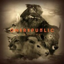 OneRepublic Native Deluxe Edition 19 Tracks CD 2014