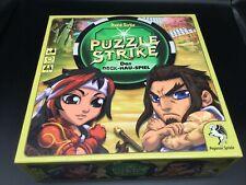 Brettspiel Puzzle Strike: Das Deck-Hau-Spiel, Pegasus Top Zustand Rare Komplett