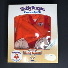 1985 Worlds of Wonder Teddy Ruxpin Adventure Outfits Sleeping Outfit New In Box