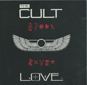 "1 CENT CD The Cult – Love / ""She Sells Sanctuary"" / Ian Astbury"