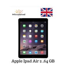 Apple, iPad Air 2, Black, 64 GB, WiFi, Used,Unlocked, Free 24hrs Dispatch
