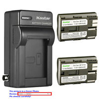 Kastar Battery Wall Charger for Canon BP-511 BP511A Canon EOS 5D EOS 10D EOS 20D