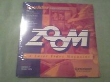 Zoom 7 Pioneer LaserActive New Sealed