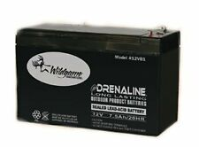 Wildgame Innovations 12VB 12 Volt Gel Cell Rechargable Battery 7A