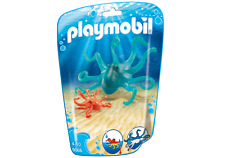 playmobil N° 9066 * Krake mit Baby * viele Zootiere PLAYMOBIL ZOO wächselt Farbe