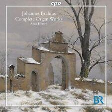 ██ ORGEL ║ JOHANNES BRAHMS (*1833) ║ Das gesamte Orgelwerk